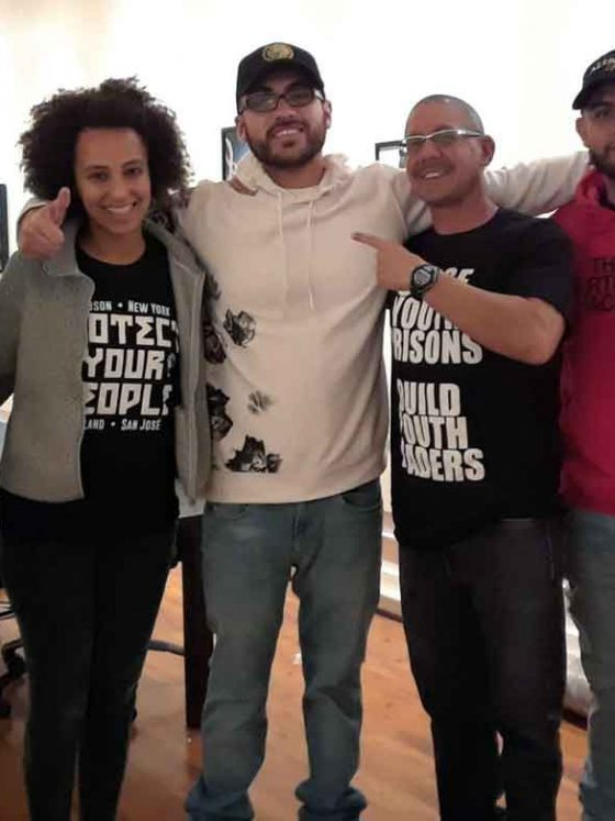 Sergio and the Participatory Defense Network