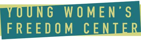Young Womens Freedom Center logo