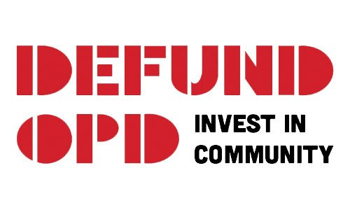 Defund Oakland Police Department Coalition